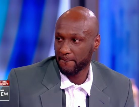 (FULL VIDEO) Lamar Odom tears up talking about Khloe Kardashian on The View – May 28, 2019