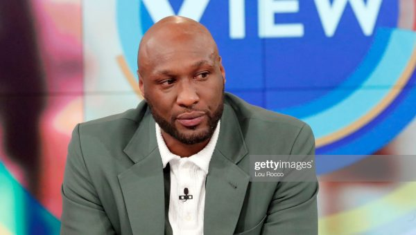 Khloe Kardashian Fansite gettyimages-1146763877-2048x2048-600x340 (FULL VIDEO) Lamar Odom tears up talking about Khloe Kardashian on The View - May 28, 2019