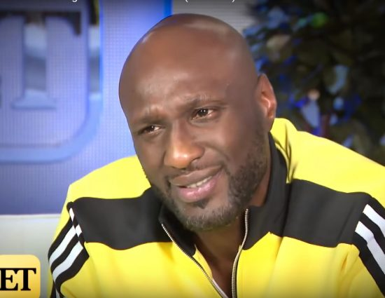 Lamar Odom on Khloe Kardashian & Tristan Thompson's Past Relationship: 'She Doesn't Deserve That'
