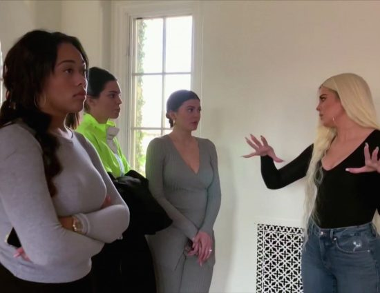 Keeping Up With The Kardashians – Episode 16.11  Treachery – Video streaming, Caps & Ratings