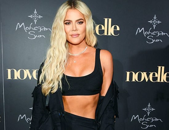(PHOTOS+VIDEO) June 22, 2019: Khloé Kardashian at Novelle Nightclub in Uncasville