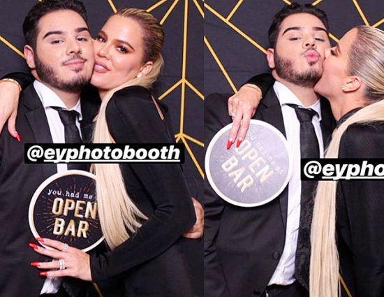 *More added* (PHOTOS + VIDEOS) May 31, 2019: Khloé Kardashian at a prom date with a fan