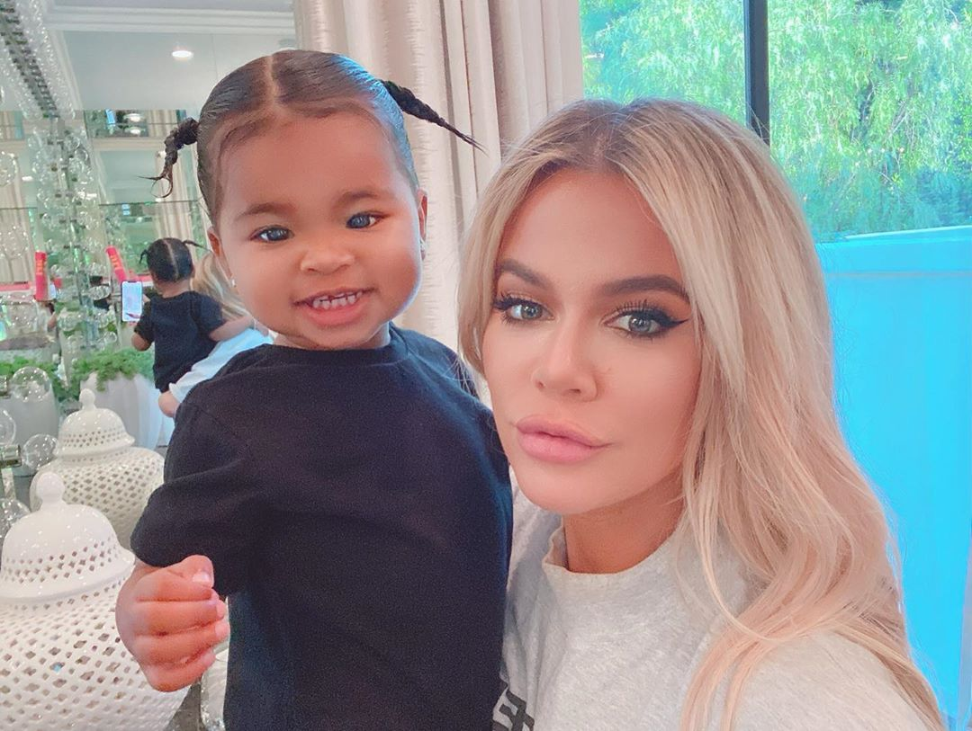 Khloe Kardashian Shares Sweet New Selfies With True