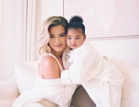 Tristan Thompson Commented On Khloé Kardashian's Instagram  Under Picture Of Her And True