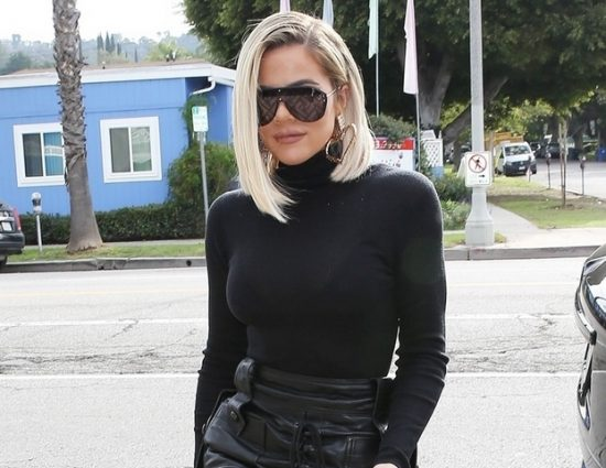 (PHOTO+VIDEO) January 3, 2020 – Khloé Kardashian lunch at the Villa