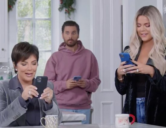 Khloé Kardashian, Kris Jenner and Scott Disick Go on the Attack in COIN MASTER Campaign