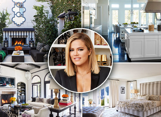 ALL DETAILS: Khloe Kardashian Is Listing Her Calabasas Home for $18.95 Million