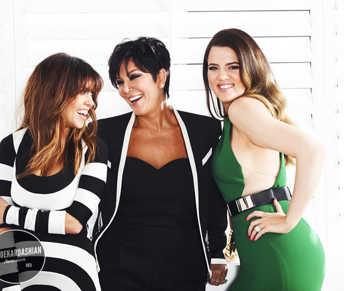 Khloe Kardashian Fansite KUWTK-Season-8-004-710x600 Kris Jenner is 65 today