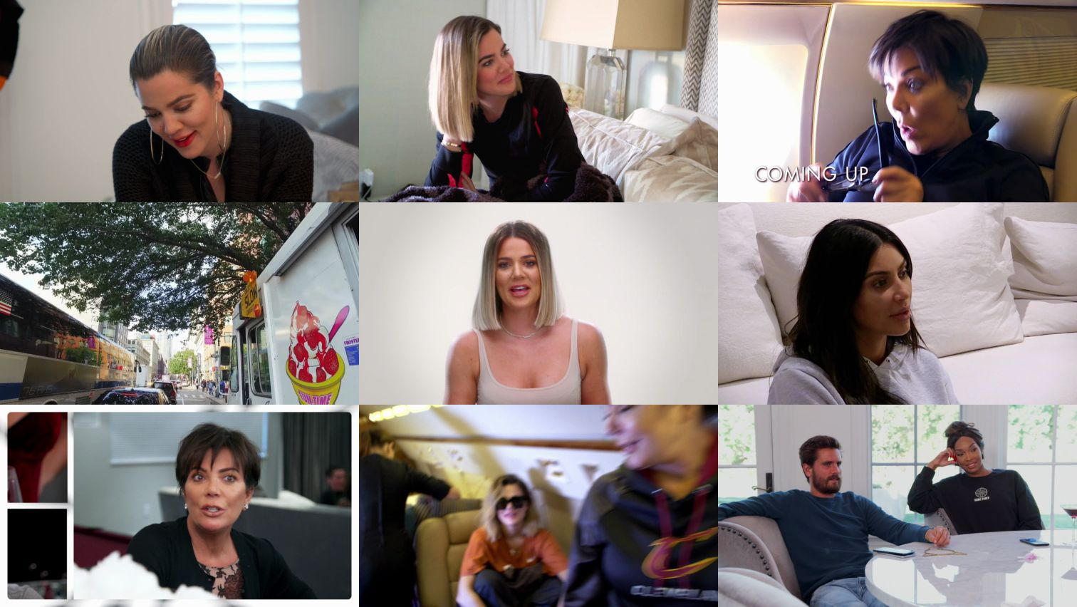 Khloe Kardashian Fansite 64268128449492866307 Keeping Up With The Kardashians – Episode 14.06 Fan Friction– Video streaming, Caps & Ratings