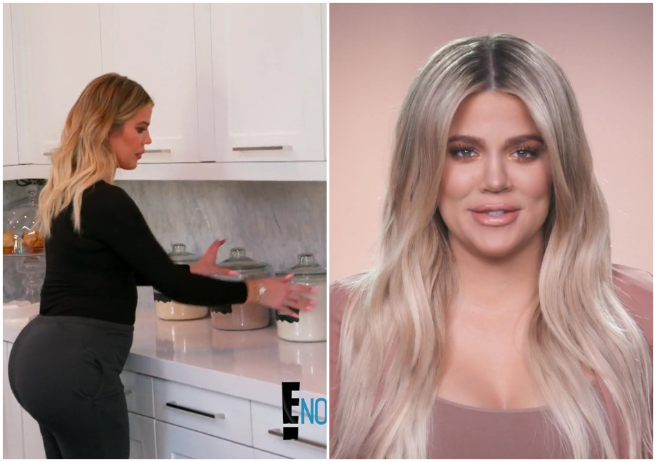 Khloe Kardashian Fansite Keeping-Up-with-the-Kardashians-S15E01 Keeping Up With The Kardashians – Episode 15.01 Photo Shoot Dispute - Video streaming, Caps & Ratings