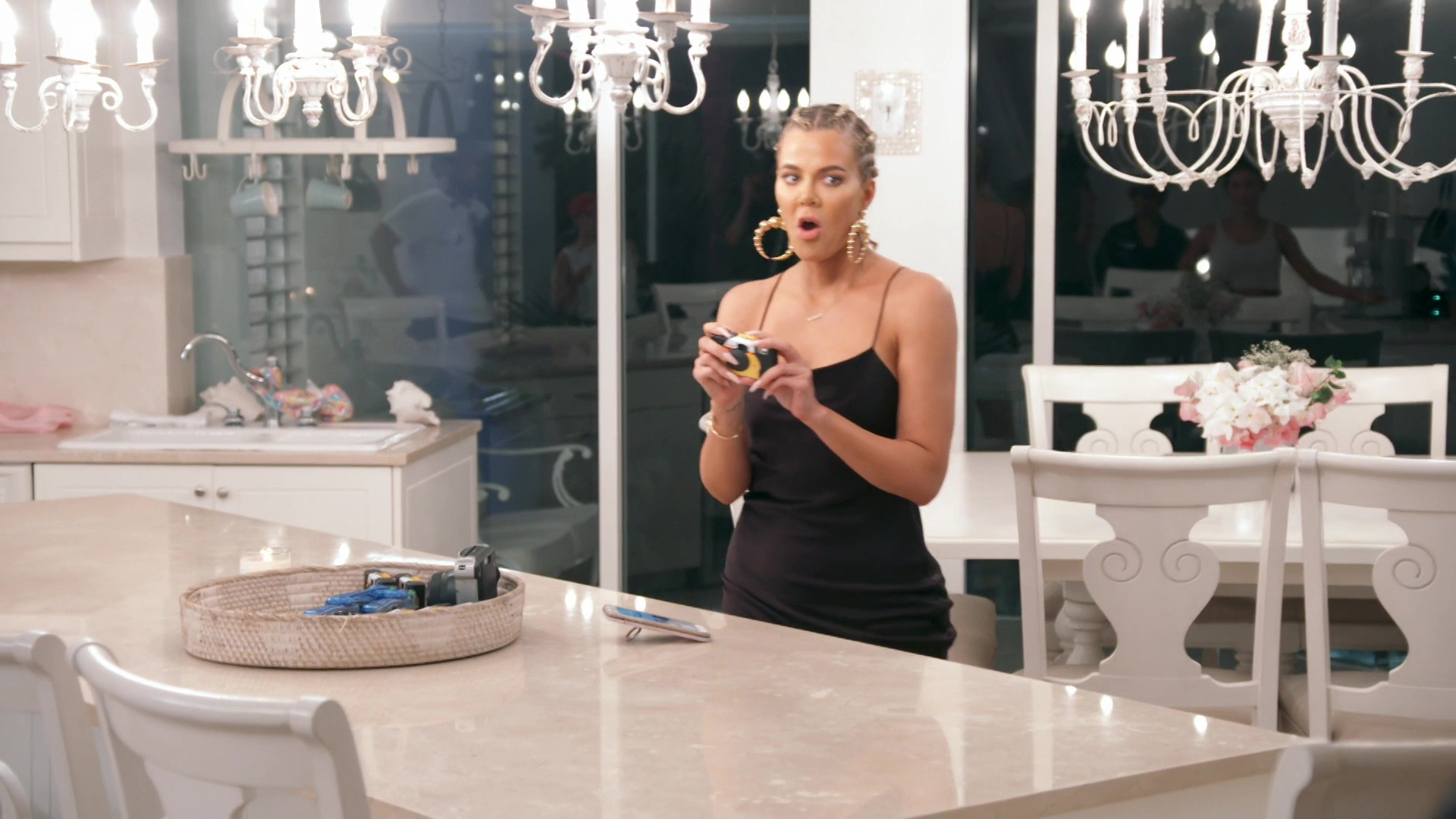 Khloe Kardashian Fansite vlcsnap-2019-10-21-22h06m19s877 Keeping Up With The Kardashians – Episode 17.06 Psalm West – Video streaming, Caps & Ratings