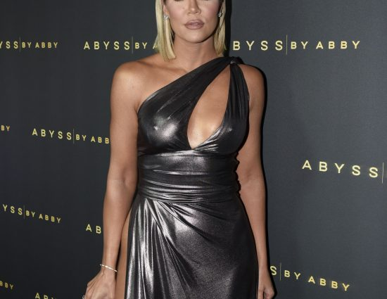 (PHOTOS+VIDEOS) January 21, 2020: Khloe Kardashian at Abyss By Abby 'Arabian Nights' Collection Launch!